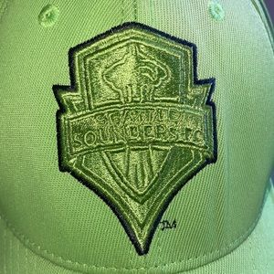 ⚽️Seattle Sounders MLS  adidas baseball cap/hat